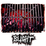 ABSOC 005 - BLIGHT - s/t 7""