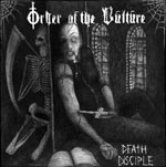 ABSOC 013 - ORDER OF THE VULTURE - Death Disciple LP