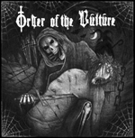ABSOC 009 - ORDER OF THE VULTURE - s/t LP