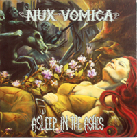 ABSOC 016 - NUX VOMICA - Asleep in the Ashes 2xLP/CD/Cassette