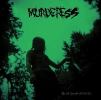 ABSOC 017 - MURDERESS - The Last Thing You Will Ever See... LP