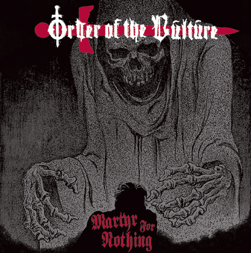 ABSOC 019 - ORDER OF THE VULTURE - Martyr for Nothing EP