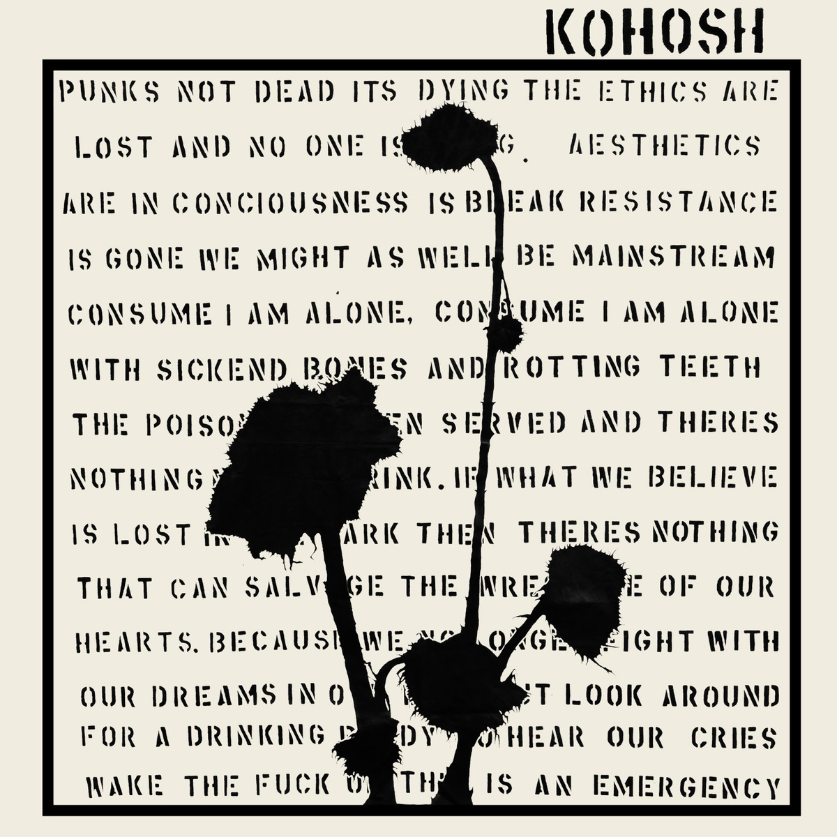 Kohosh Survival Guide