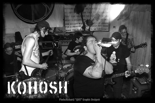 Kohosh live photo