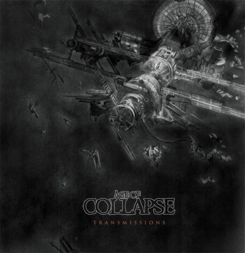 AGE OF COLLAPSE - Transmissions LP cover